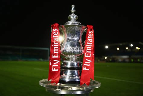 FA Cup 2016/17 second round draw: Where to watch live