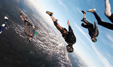 Skydive Voss - Video of the year 2018