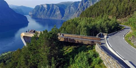Norwegian Scenic Routes (National Tourist Routes)   Best