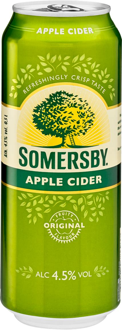 Produkter » Somersby » Somersby Apple Cider « Ringnes AS