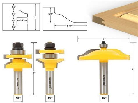The Best Router Bits for Woodworkers - 7RouterTables