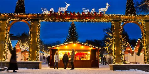 Christmas   Markets and fairs, shopping, food, and events