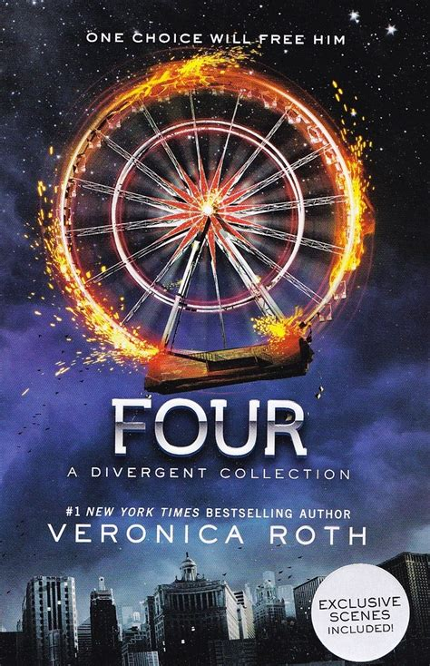 Four: a Divergent Collection | AUTHOR: Veronica Roth