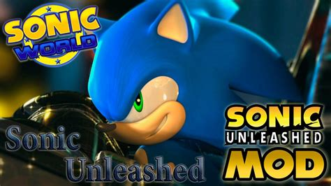 Sonic World R7 – Sonic Unleashed Mod – Review - YouTube