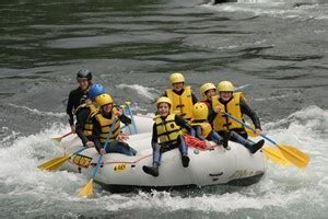 Family Rafting in Voss Norway: Book tours - Fjord Tours