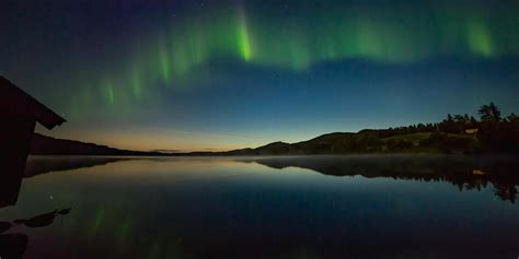 The return of the Northern lights - Official travel guide