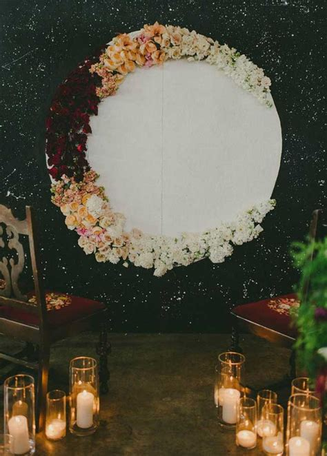 Starry Night and Celestial Wedding Theme For New Year's