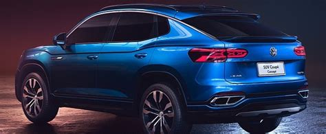 """All-New VW Tiguan With """"Radical"""" Styling Rumored for 2022"""